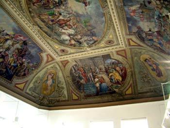 The Maribor Art Gallery-inside