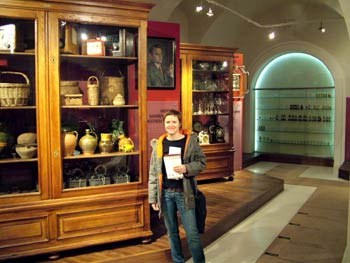 The Maribor Castle-apothecary and ethnographic collection