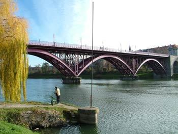Maribor city guide - Old bridge