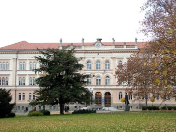 Maribor city guide - first grammar school