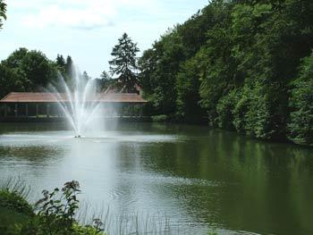 Maribor city guide - city park