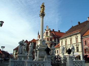 Maribor plague monument