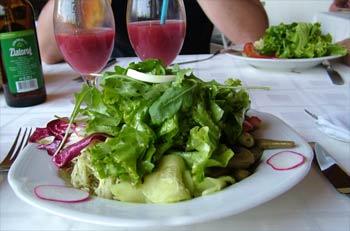 Salad at Veronika, Pohorje