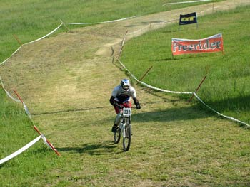 downhill mountain biking in Maribor