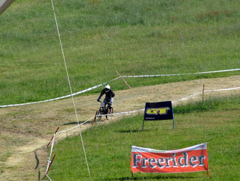 Pohorje mountain biking competition