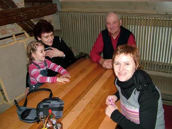 Restaurant Ancora family