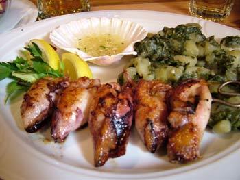 Restaurant Ancora sea food