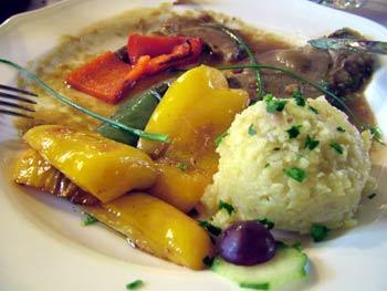 Restaurant Sarika a la carte