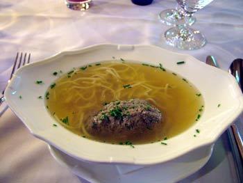 Restaurant Sarika soup