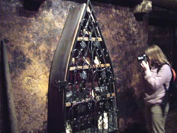 Favorite route - Vinag wine cellar 3